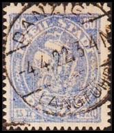 1921 DANZIG. 80 Pf. Kogge (ship).  (MICHEL 57) - JF419833 - Danzig