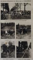 1921 CROSS COUNTRY - TROIS GRANDES ÉPREUVES - CHATILLON - VIROFLAY - CROSS FEMININ DU PÉLICAN À VERRIÈRES - 1900 - 1949