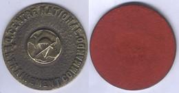 Médaille Du Centre National D'Entrainement Commando - Hueste