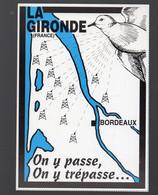 Carte Postale -pétition Pour L'abolition De La Chasse à La Tourterelle  (PPP29035) - Unclassified
