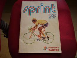 Album Chromos Images Vignettes Panini *** Sprint 79 *** - Album & Cataloghi
