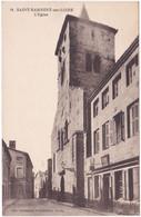 Loire : SAINT RAMBERT SUR LOIRE : L'église - Saint Just Saint Rambert