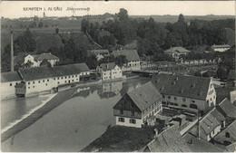 CPA AK Kempten Illervorstadt GERMANY (1120631) - Kempten