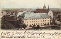 CPA AK Kempten GERMANY (1120735) - Kempten
