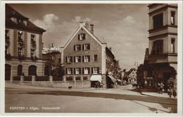 CPA AK Kempten Fischerstrasse GERMANY (1120799) - Kempten