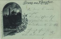 CPA AK Kempten Souvenir GERMANY (1120895) - Kempten
