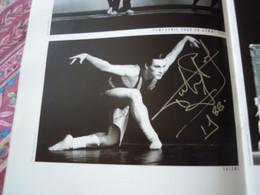 Autographe Patrick Dupond - Autographs