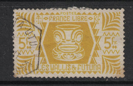 Wallis Et Futuna - Yvert 144 Oblitéré MATA-UTU - Scott#46 - Used Stamps