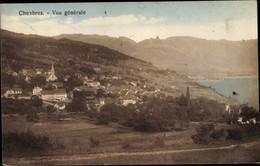CPA Chexbres Kt Waadt, Vue Generale - VD Vaud