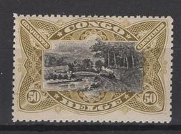 1909: Congo Belge. COB 2020 N° 53 **, MNH.  Cote COB 2020 : 20 € - 1894-1923 Mols: Neufs