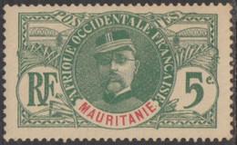 Mauritanie 1906-1912 - N° 04 (YT) N° 4 (AM) Neuf **. - Ungebraucht