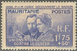 Mauritanie 1913-1944 - N° 72 (YT) N° 76 (AM) Neuf **. - Ungebraucht
