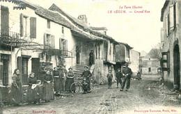 LE SEGUR  =  Grand'rue     2380 - Andere Gemeenten