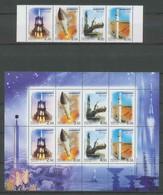 1891/ Espace (space) Neuf ** MNH Russie (Russia Urss USSR) 2004 Michel 1220-1223KL 50 Yeards Baikonour - Rusland En USSR