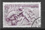 N° 861  FRANCE  - OBLITERE  - AUTOMNE -  1949 - Usados