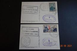 Centenaire De SAVORGNAN DE BRAZZA POINTE NOIRE - Storia Postale