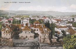 Romania - Pitesti - Arges - Vedere Generala - Rumania