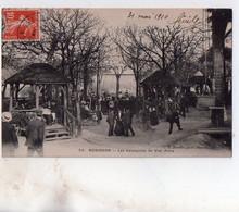 Robinson  Les Balançoires - Andere Gemeenten