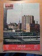 Vie Du Rail 693 1959 Lille Histoire Agriculture Foire Université Hellemmes Reseau Routier Transport 63 Pages - Trains