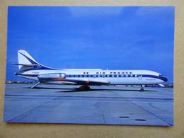 AIR FRANCE  CARAVELLE   F-BHRV - 1946-....: Era Moderna