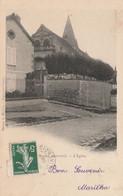 REF.AG5 . CPA . 95 . SAINT GERVAIS . L'EGLISE - Otros Municipios