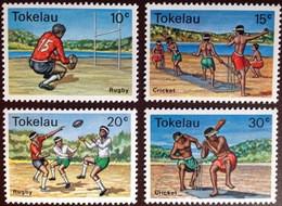 Tokelau 1979 Local Sports MNH - Tokelau