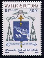 WF - 739** - BLASON DE MONSEIGNEUR FUAHEA LOLESIOO - Unused Stamps