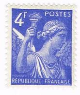 France, N° 656 - Type Iris - Unused Stamps