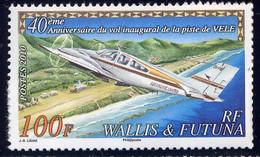 WF - 740** - AVION EN VOL - Unused Stamps