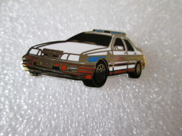 PIN'S FORD SIERRA RS COSWORTH 4X4 GENDARMERIE LUXEMBOURG Email Grand Feu DEHA - Ford