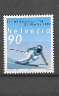 ⭐ Suisse N°1741**⭐ - Unused Stamps