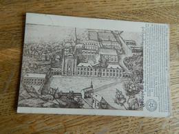 VILLERS LA VILLE: VUE DE L'ABBAYE EN 1750 - Villers-la-Ville