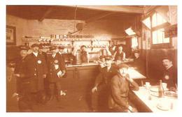 NOSTALGIA POSTCARD THE MOTORBUS CANTEEN, LONDON 1911 Box1c - Caffé