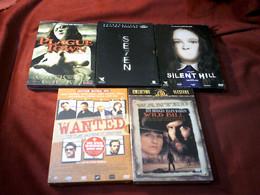 PROMO  DVD  °°  5 DVD  POUR 20 EUROS  REF  JOE LOT 38 - Collections & Sets