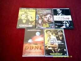 PROMO  DVD  °°  5 DVD  POUR 20 EUROS  REF  204 - Collections & Sets
