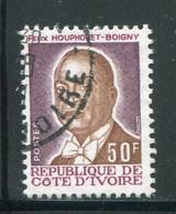 COTE D'IVOIRE- Y&T N°752- Oblitéré - Ivory Coast (1960-...)