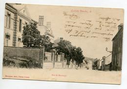 45 DOUCHY Rue De Montargis Maisons Du Bourg 1903 Timbrée -  Photo Bonnesson   D12  2021 - Sonstige Gemeinden