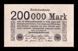 Alemania Germany 200000 Mark 1923 Pick 100 SC UNC - Andere