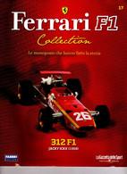 § FERRARI F1 Collection # 17 - 312 F1 - 1968 - Jacky Ickx - Booklet Fascicolo - Motori