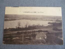 Fontaine Sur Somme    Les étangs - Autres Communes