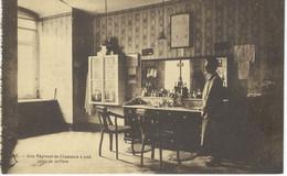 ATH : 6ème Régiment De Chasseurs à Pied - Salon De Coiffure - CPA PEU COURANTE - Ath