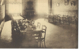 ATH : 6ème Régiment De Chasseurs à Pied - Salle à Manger Des Sous-officiers - CPA PEU COURANTE - Ath