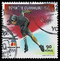 Türkei 2010,Michel# 3805 O  Olympische Winterspiele - Vancouver - Gebraucht
