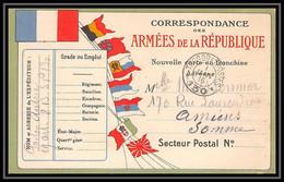 3187 Carte Postale (postcard) France Guerre 1914/1918 (trésor Et Postes) Secteur 130 1916 - WW I