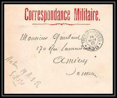 3288 Lettre France Guerre 1914/1918 (trésor Et Postes) Secteur 130 1915 - Oorlog 1914-18