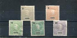 Horta 1897-99 Yt 13-15 17-18 - Horta
