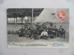 (Loire Atlantique - 44 - Croix Rouge - Guerre 1914) - Saint-Nazaire - RAMC (Royal Army Medical Corps) - Thé De 5 Heures - Saint Nazaire