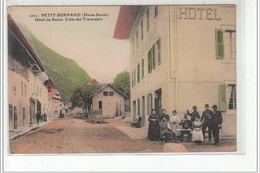 PETIT BORNAND - Hôtel Du Raisin - Crête Des Traversiers - Très Bon état - Altri Comuni