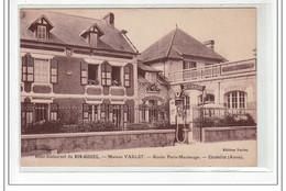 ETOUVELLES : Hotel-restaurant Du Bon-accueil - Tres Bon Etat - Andere Gemeenten