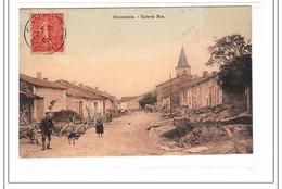 GIRAUVOISIN : Grande Rue - Tres Bon état - Other Municipalities